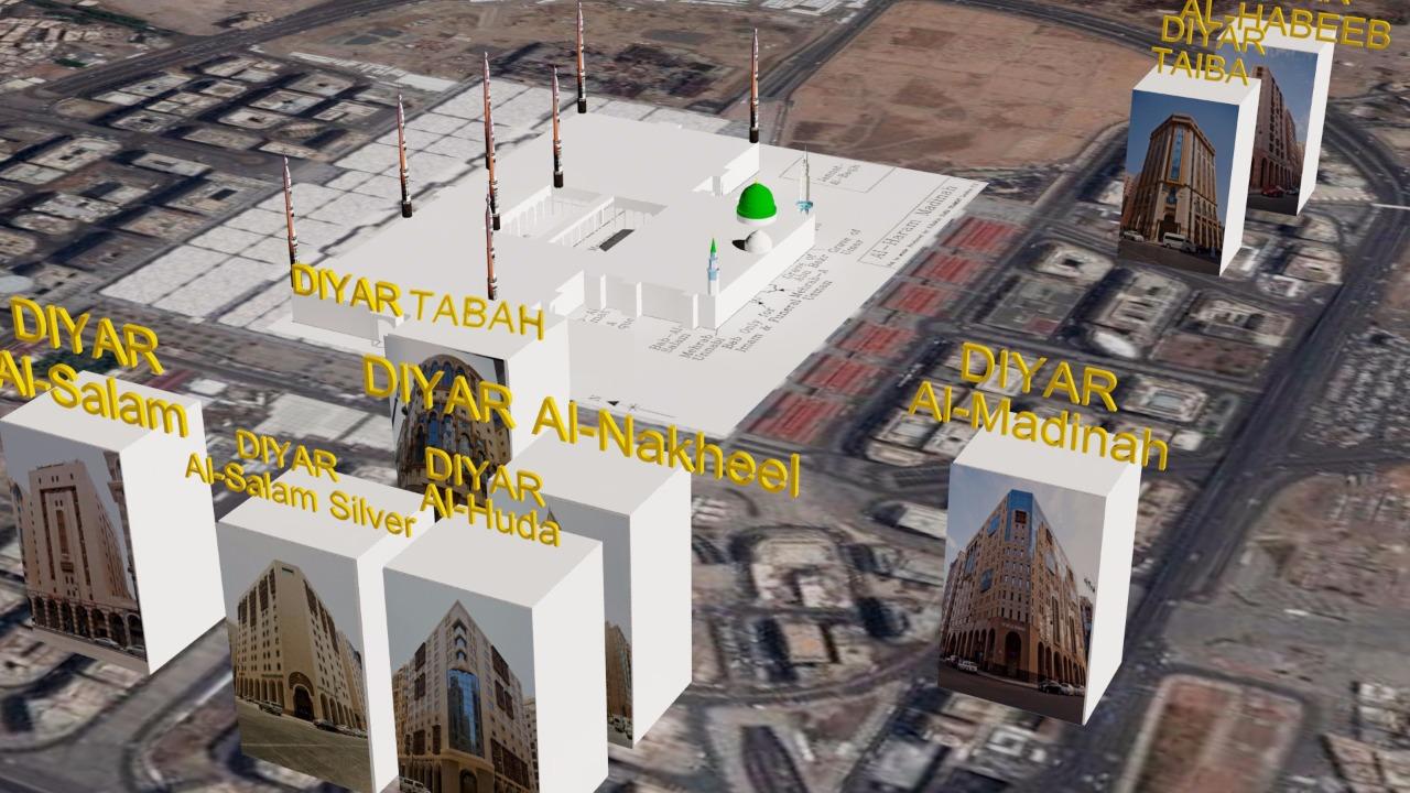 Diyar Al Nakheel