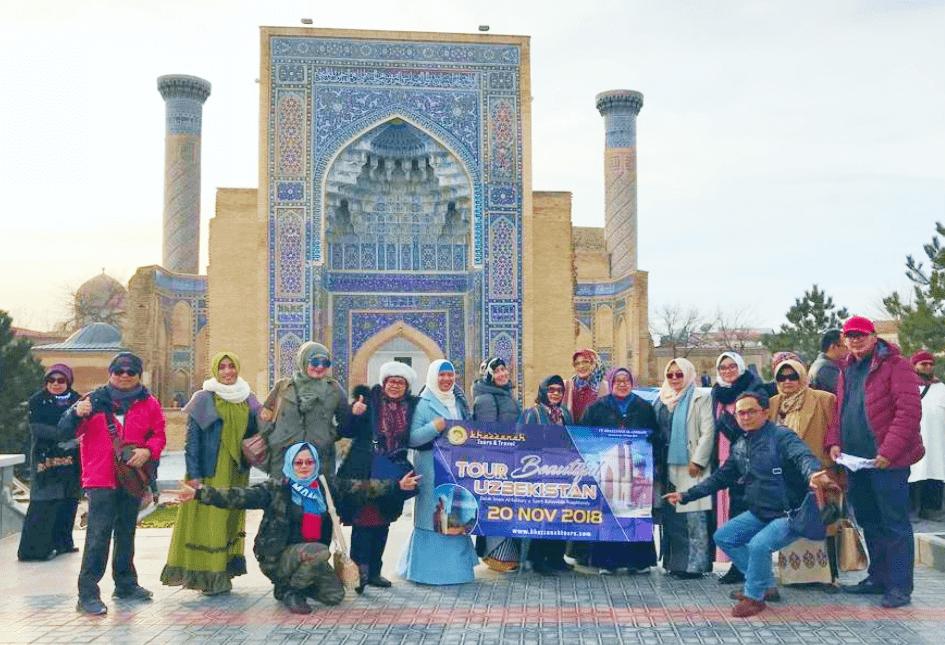 Umroh Plus Uzbekistan