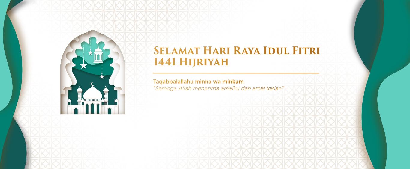 Idul Fitri 1441 Hijriyah