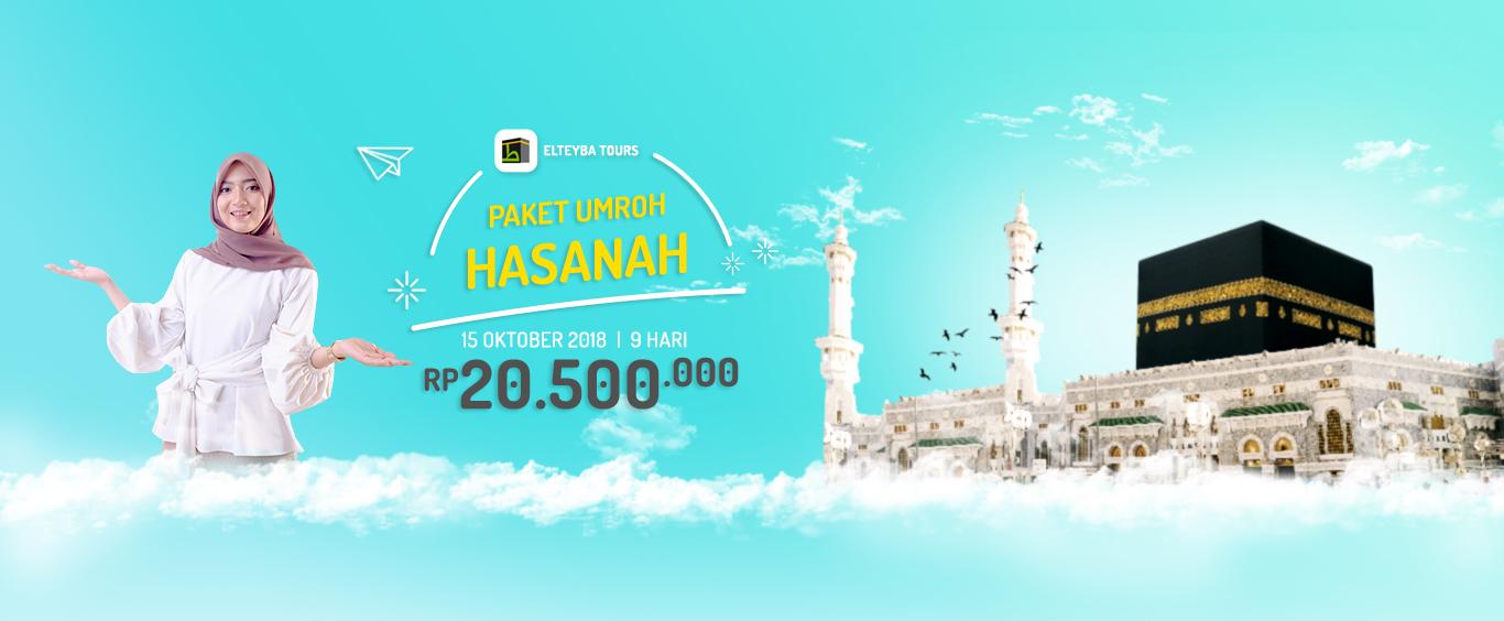 Paket Umroh Hasanah