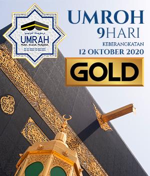 gold umroh gold 9 hari by saudia 12 okt 2020 oct 2020