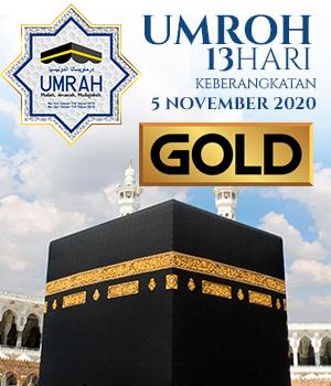 gold umroh 13 hari by saudia 05 nov 2020 nov 2020